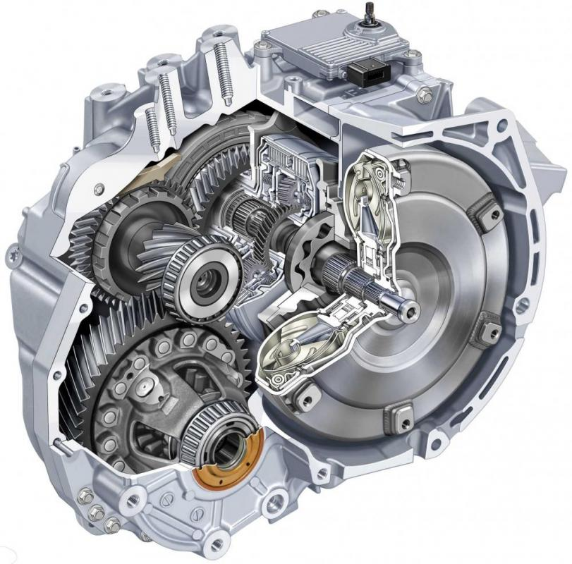 Automatic transmission GM 6T